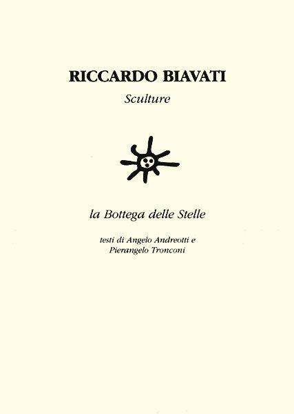 Riccardo Biavati – Sculture