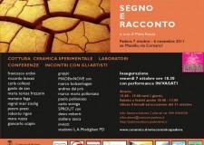 """""""Segno e racconto"""" ex Macello, Padova"""