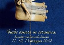 Fiabe sonore in ceramica, stage a Bergamo • 11/12/13.5.2012